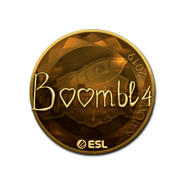 Boombl4 (Gold) | Katowice 2019