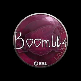 Boombl4 | Katowice 2019