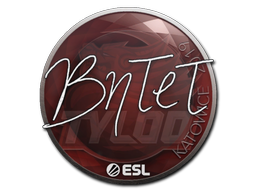 Sticker | BnTeT | Katowice 2019