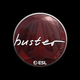 buster | Katowice 2019