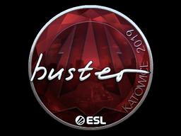 buster   Katowice 2019