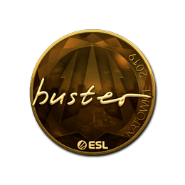 buster (Gold) | Katowice 2019