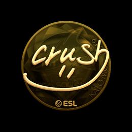 crush (Gold) | Katowice 2019