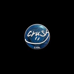 Sticker | crush | Katowice 2019