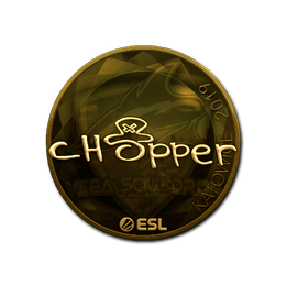 chopper (Gold) | Katowice 2019
