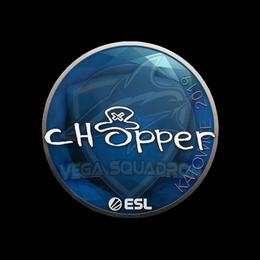 chopper | Katowice 2019