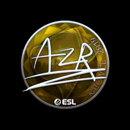 AZR (Foil) | Katowice 2019