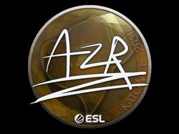 Sticker | AZR | Katowice 2019