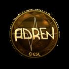 Sticker | AdreN (Gold) | Katowice 2019
