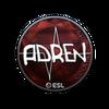 Sticker   AdreN (Foil)   Katowice 2019