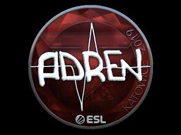 Sticker | AdreN (Foil) | Katowice 2019