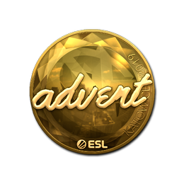 advent (Gold) | Katowice 2019