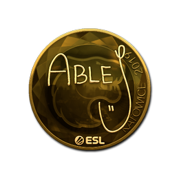 ableJ (Gold) | Katowice 2019