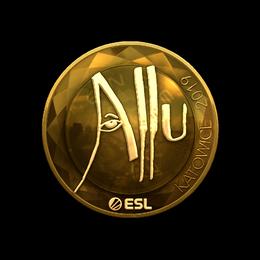 allu (Gold) | Katowice 2019