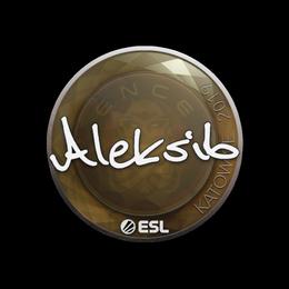 Aleksib | Katowice 2019