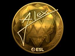 ALEX   Katowice 2019