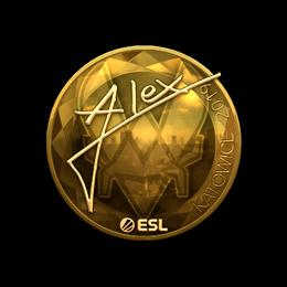 ALEX (Gold) | Katowice 2019