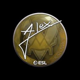 ALEX | Katowice 2019