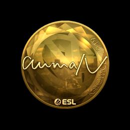 aumaN (Gold) | Katowice 2019