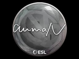 Sticker | aumaN | Katowice 2019