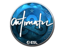 Sticker | autimatic (Foil) | Katowice 2019