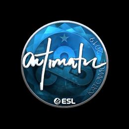 autimatic (Foil) | Katowice 2019