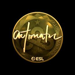 autimatic (Gold) | Katowice 2019