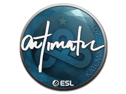 Sticker | autimatic | Katowice 2019