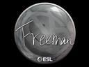 Sticker | Freeman | Katowice 2019