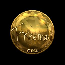 Freeman (Gold) | Katowice 2019