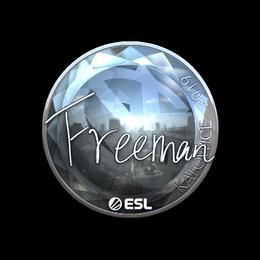 Freeman (Foil) | Katowice 2019