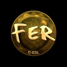 fer (Gold) | Katowice 2019