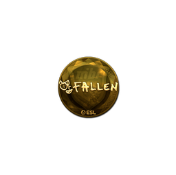 Sticker | FalleN (Gold) | Katowice 2019