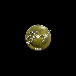 Sticker | flamie | Katowice 2019