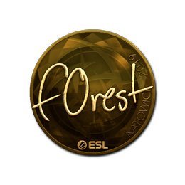 f0rest (Gold) | Katowice 2019