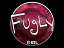 Sticker | FugLy (Foil) | Katowice 2019