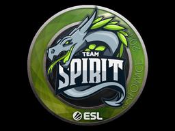 Sticker | Team Spirit | Katowice 2019