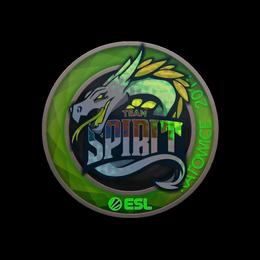 Team Spirit (Holo) | Katowice 2019