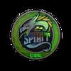 Sticker   Team Spirit (Holo)   Katowice 2019