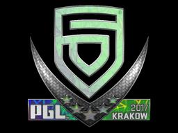 Наклейка | PENTA Sports (Holo) | Krakow 2017