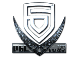 Наклейка | PENTA Sports (Foil) | Krakow 2017