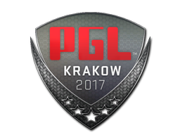 Sticker | PGL | Krakow 2017
