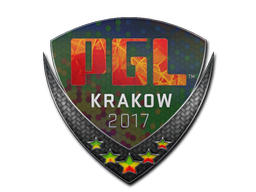 Sticker | PGL (Holo) | Krakow 2017