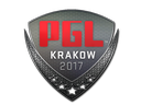 Sticker | PGL | Krakow 2017