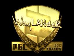 wayLander | Krakow 2017