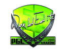 Sticker   WorldEdit (Foil)   Krakow 2017