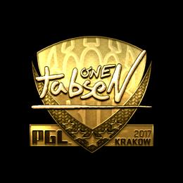 tabseN (Gold) | Krakow 2017