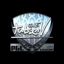 tabseN (Foil) | Krakow 2017