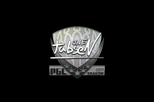 Sticker | tabseN | Krakow 2017 Prices