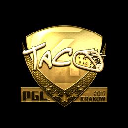 TACO (Gold) | Krakow 2017